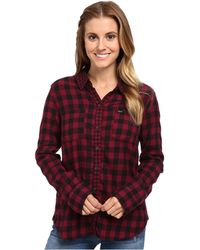 Hurley Wilson Ls Button Up - Lyst