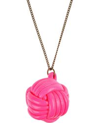 Malababa Necklace - Lyst