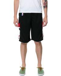 Adidas The Chicago Bulls Mesh Shorts - Lyst