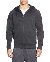 BPM Fueled by Zella - 'celsian' Moisture Wicking Full Zip Running Hoodie - Lyst