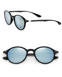 Ray-Ban | Phantos 50mm Sunglasses | Lyst