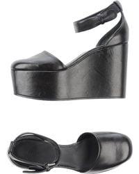 Celine Sandals - Lyst