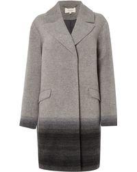 Linea Weekend - Ombre Coast Wool Coat - Lyst