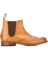 Foot The Coacher - 'jessie' Boots - Lyst