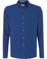 Replay Single Pocket Shirt - Lyst