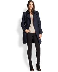 Burberry Brit Bramington Double-Breasted Trenchcoat - Lyst