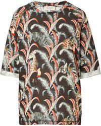 Paul & Joe Cotton Lima Short Sleeve Sweatshirt - Lyst
