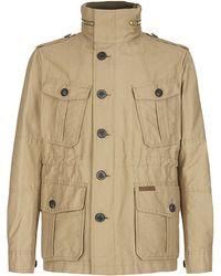 Burberry Brit Sympson Field Jacket - Lyst
