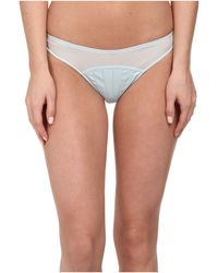 Stella McCartney Cherie Sneezing Thong - Lyst