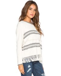 Yerse - Embroidered Sweater - Lyst