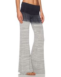 Feel The Piece Gray Butta Pant - Lyst