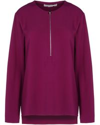 Stella McCartney Purple Arlesa Top - Lyst