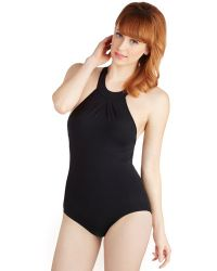 Seafolly Sand and Sleek Onepiece Swimsuit - Lyst