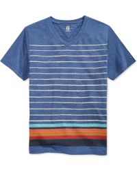 Tommy Hilfiger Brushed Serape T-Shirt - Lyst