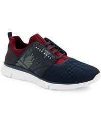 BOSS | Gym Soft Mesh Sneakers | Lyst