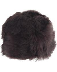 J.Crew - Toscana Shearling Hat - Lyst