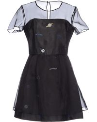 Lulu & Co | Short Dress | Lyst