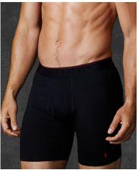 Polo Ralph Lauren Mens Supreme Comfort 6 Boxer Briefs 2-pack - Lyst