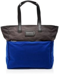 cb310ca81ae Jack Spade Surf Canvas Tote Bag in Blue for Men - Lyst