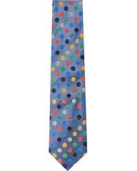 Duchamp Regular Dots Tie - Lyst