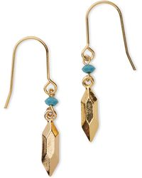 Ralph Lauren | Beaded Drop Earrings | Lyst