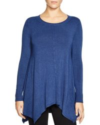Eileen Fisher | Asymmetric Tunic | Lyst