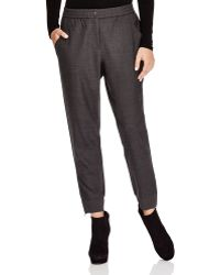 Eileen Fisher | Slouched Ankle Pants | Lyst