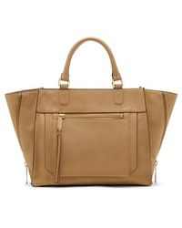 Vince Camuto 'Rhone' Leather Satchel - Lyst