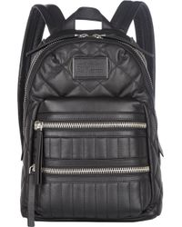 Marc By Marc Jacobs - Quilted Domo Biker Backpack - Lyst