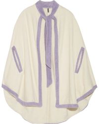Lisa Marie Fernandez - Cotton-terry Beach Cape - Lyst