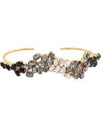 Joanna Laura Constantine | Crystals Hand Bracelet | Lyst