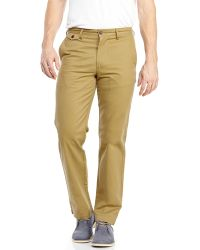 Dockers Field Khaki Slim Fit Pants - Lyst
