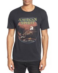Project Social T - All American Graphic-Print T-Shirt - Lyst