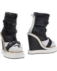 KTZ Ankle Boots - Black