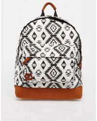 Mi-pac Native Backpack - Lyst