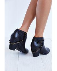 Dolce Vita Harlene Western Ankle Boot - Lyst