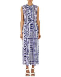 Rhié - Women's Chiffon Dress - Lyst