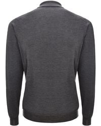 Slowear - Knitted Polo Jumper - Lyst