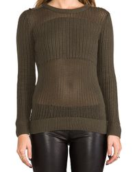 G-Star RAW Cargo Knit in Olive - Green