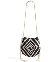 Volcom | 'sun Tripper' Crossbody Bag | Lyst
