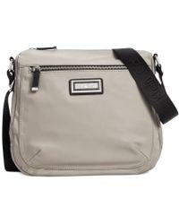 Calvin Klein Nylon Messenger Bag - Lyst