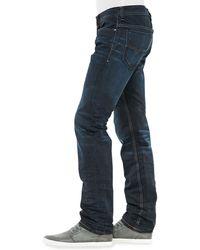 Diesel Safado Whiskered Jeans - Lyst