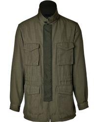 Marc Jacobs Army Jacket - Lyst