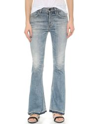 Citizens of Humanity Drew Flip Flop Flare Jeans - Summer Of Love - Lyst