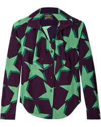 Vivienne Westwood Anglomania 3d Star Approval Shirt - Lyst