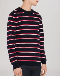 Sandro Archbold Sweater - Lyst