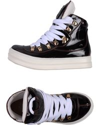 Jeffrey Campbell High-Tops & Trainers black - Lyst