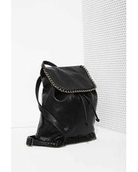 Nasty Gal Aliandra Chain Backpack - Lyst