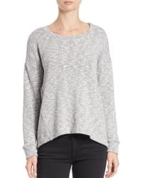Splendid | Lake Front Marled Knit Sweater | Lyst