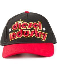 Diesel Cadako Baseball Cap - Lyst